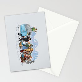 Magic Express Stationery Cards