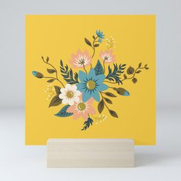 Flowers Mini Art Print