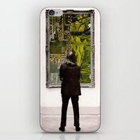 frames iPhone & iPod Skins featuring Frames by Monster Rally / Ted Feighan