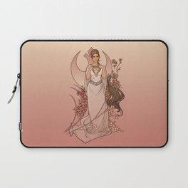 The Alderaan Rose Laptop Sleeve