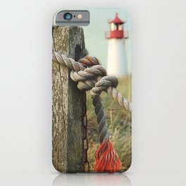 To the Lighthouse iPhone Case