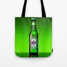 Ice cold Heineken Tote Bag