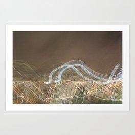 Bright Lights, Big City VIII Art Print
