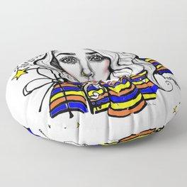 #STUKGIRL TESSA Floor Pillow
