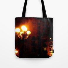 Night Crest 3 Tote Bag