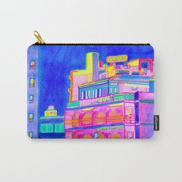 Sea Side Beach Atmosphere Carry-All Pouch