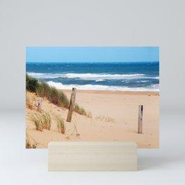 Lakes Entrence 90mile beach Mini Art Print