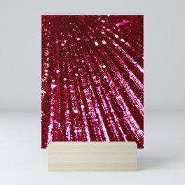 Triton´s Secrets - Pink Coral Mini Art Print