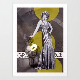 Grande Source Art Print
