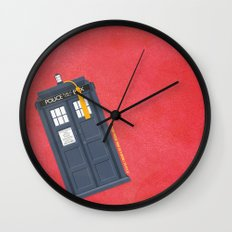 11th Doctor - DOCTOR WHO Wall Clock