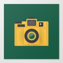 Camera Series: Holga Canvas Print