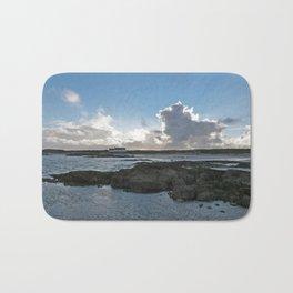 Connemara Coast #1 Bath Mat