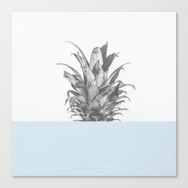 Pineapple Art VIII Canvas Print
