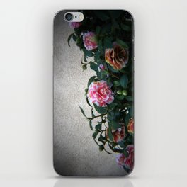 flowers on prospect ave. iPhone Skin