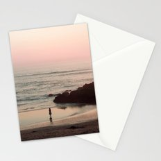 she is water Stationery Cards