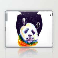 Panda Technicolor Laptop & iPad Skin