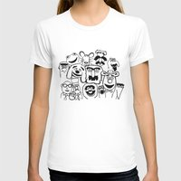 muppet T-shirts featuring Muppet line by BlackBlizzard