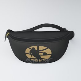 Basketball Gift Idea Ballin With The Fanny Pack