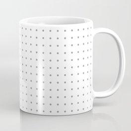 Dotted Paper Coffee Mug