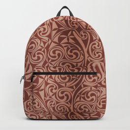 Celtic Warlord copper Backpack