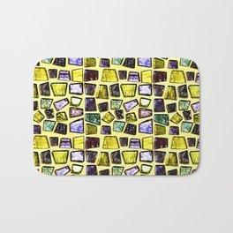 Mosaic Bath Mat