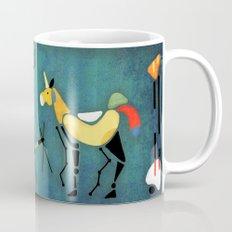 Surrealist Unicorn Mug