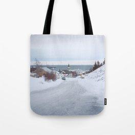 Sauðárkrókur Tote Bag