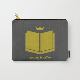 The King in Yellow Carry-All Pouch