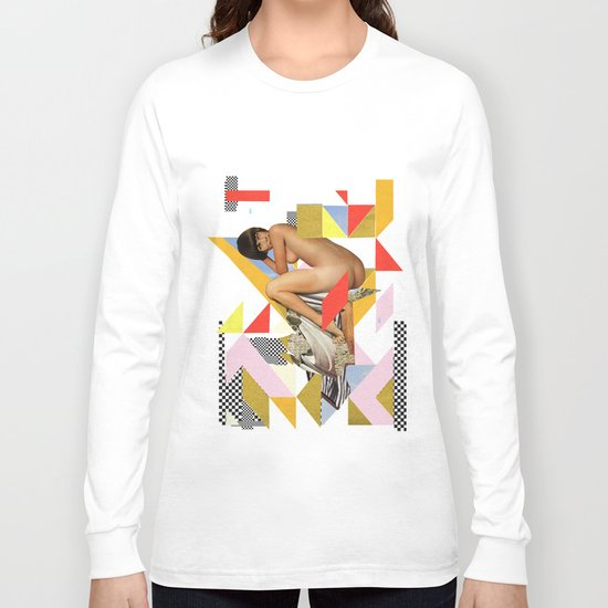 ODD 001 Long Sleeve T-shirt