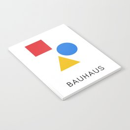 Bauhaus - Geometric Art Notebook