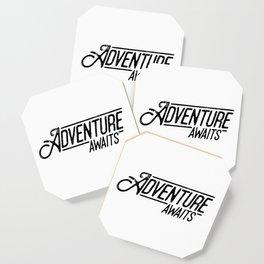 Adventure Awaits Coaster