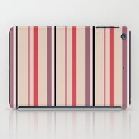 stripe iPad Cases featuring Stripe by Tayler Willcox