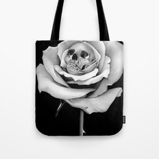 Beauty & Death Tote Bag
