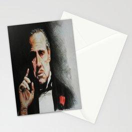 The Godfather Stationery Cards