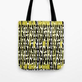 Yellowabstract Tote Bag