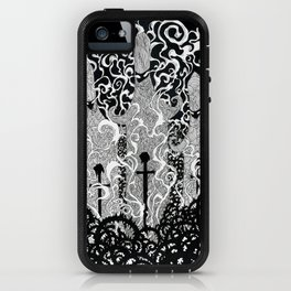 Vampire knights iPhone Case