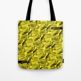 JA Swatches Tote Bag