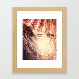 Japanese Dream Framed Art Print