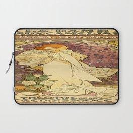 Vintage poster - La Dame Aux Camelias Laptop Sleeve