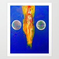 Abstract 4 Art Print
