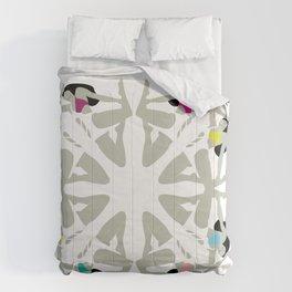 Weekend Girls Repeat Illustration Comforters
