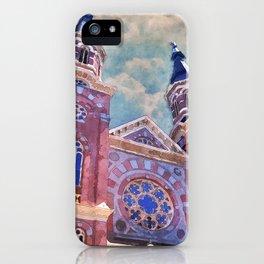 St. Mary's Catholic Church iPhone Case