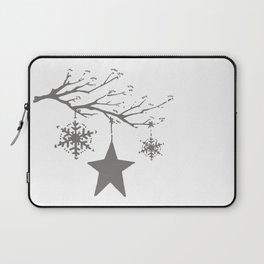 It was the night before Christmas too Laptop Sleeve