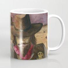 Sunset Showdown Mug