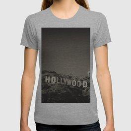 Vintage Hollywood sign T-shirt