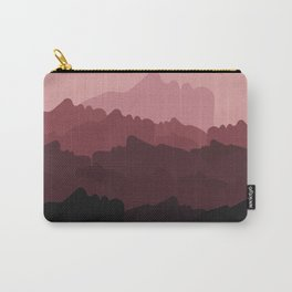 Love Mountain Range Carry-All Pouch