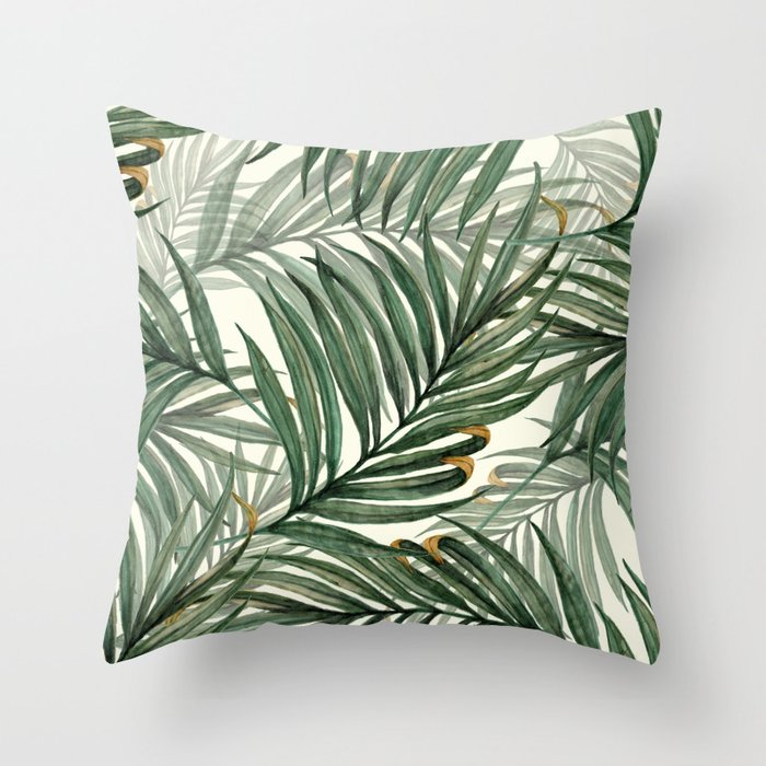 leaf shaped throw pillows