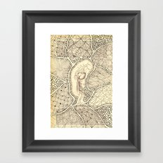 Embryo Framed Art Print
