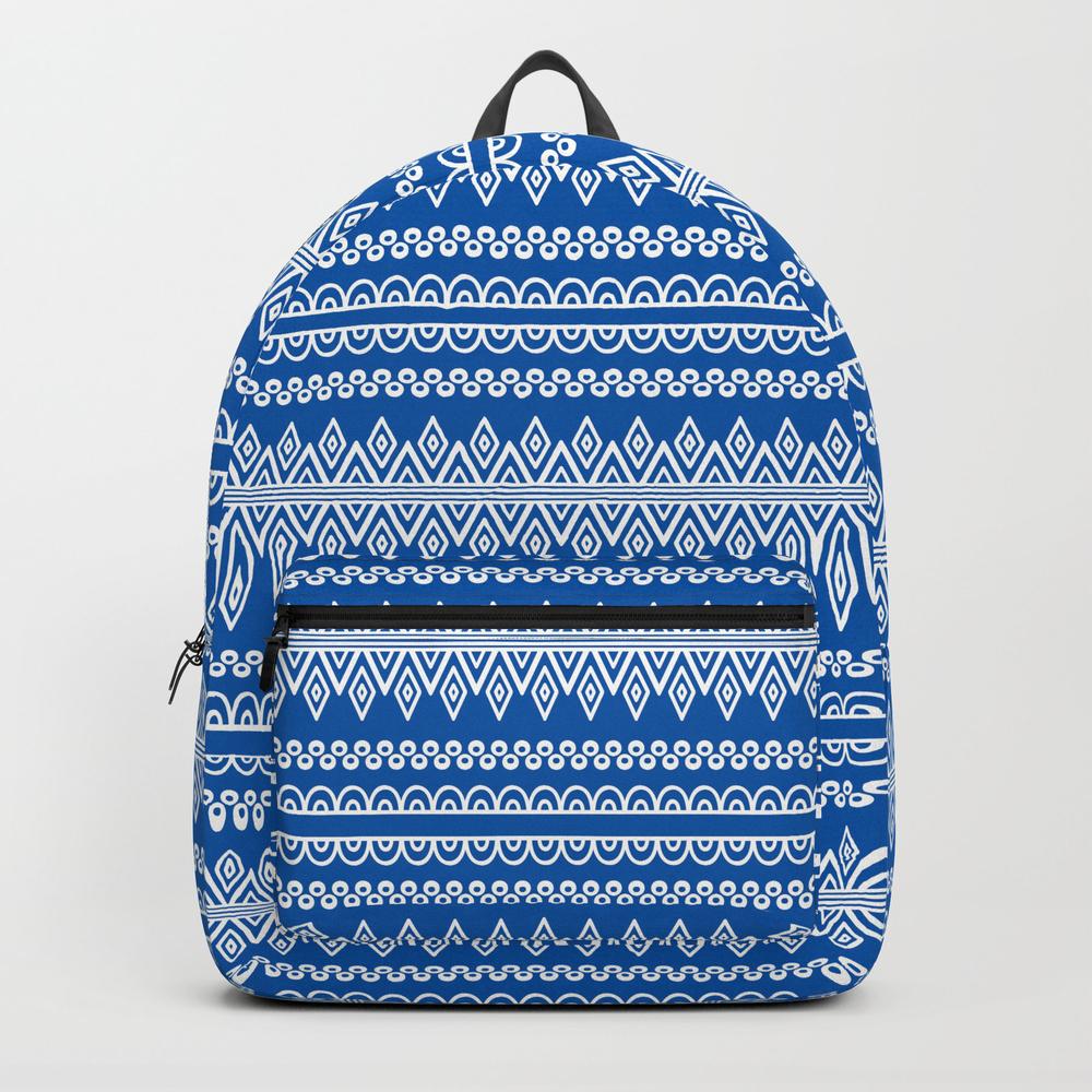 Indian Designs 224 Backpack by Design4ustudio