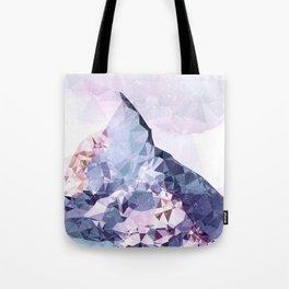 The Crystal Peak Tote Bag